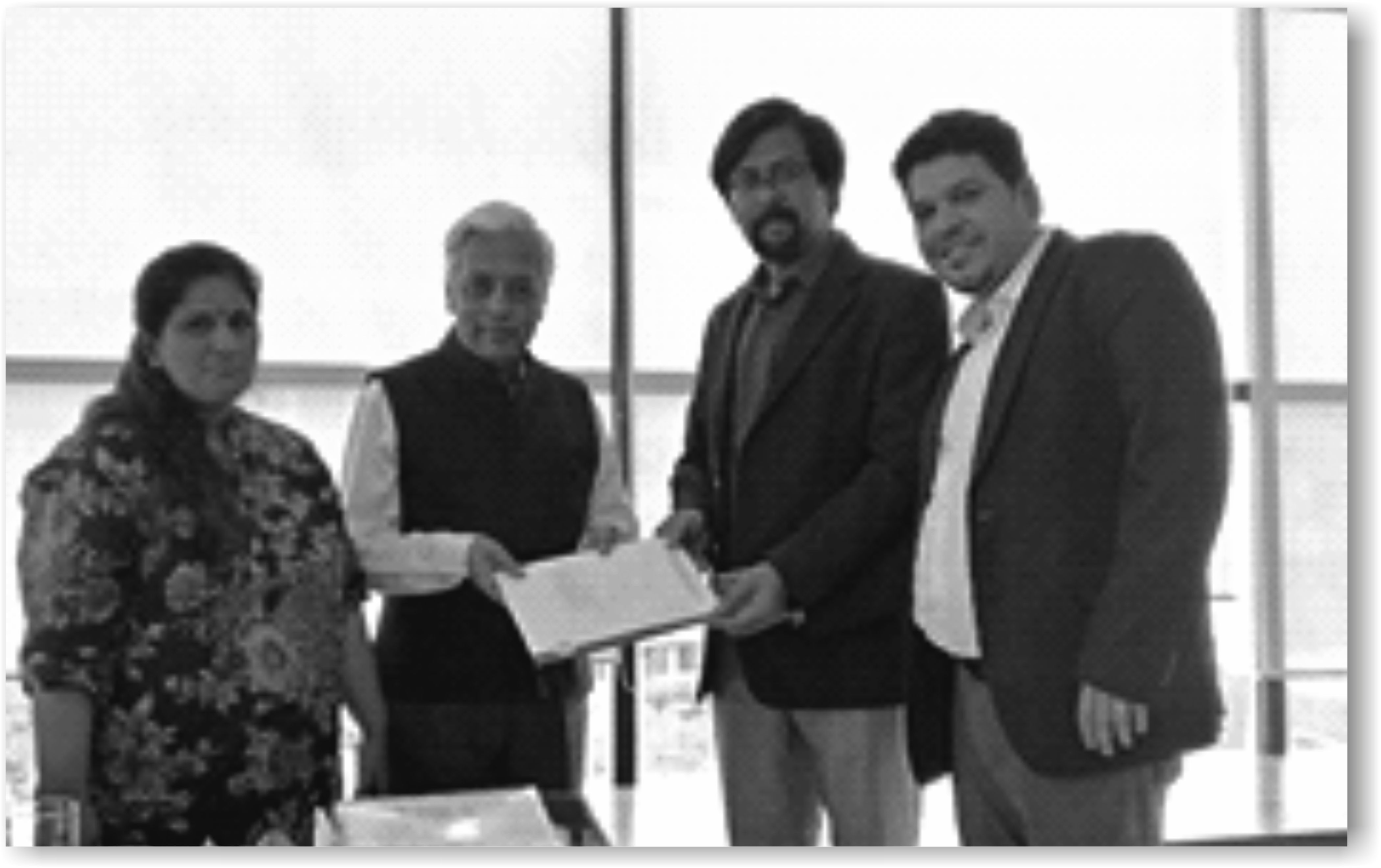 DCS-Dayanand Sagar University Signs MoU