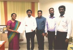 PTC-DCS Center of Competency  in Sri. Eshwar College of Engineering Coimbatore