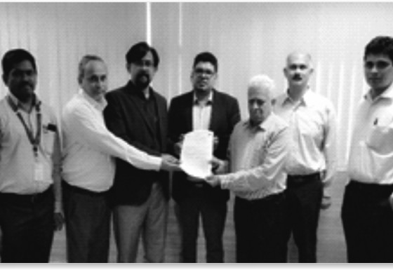 DCS-Nitte Meenakshi Institute of Technology (NMIT) signs MoU